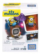 Despicable Me Minions Megabloks - Silly TV Television